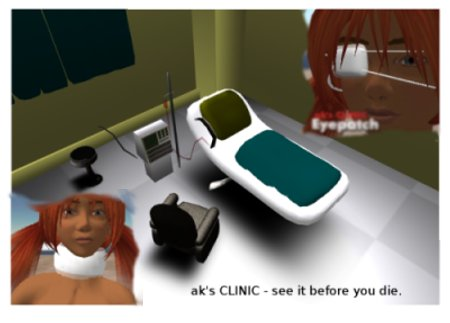 See ak's CLINIC before you die.