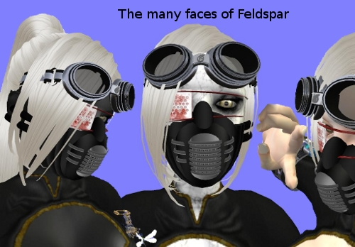 The many faces of Feldspar