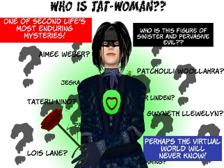 Who is Tatwoman?