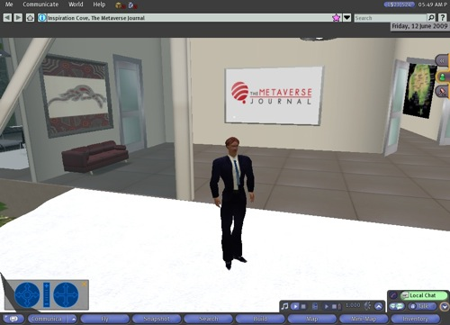 Second Life 2 0: sneak peek of the new viewer | The Creative