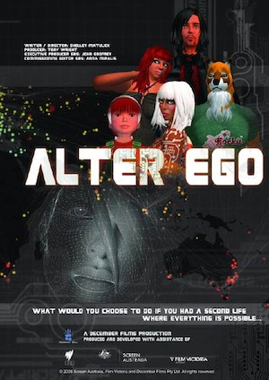 Alter Ego Poster Small