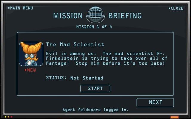 fantage missions