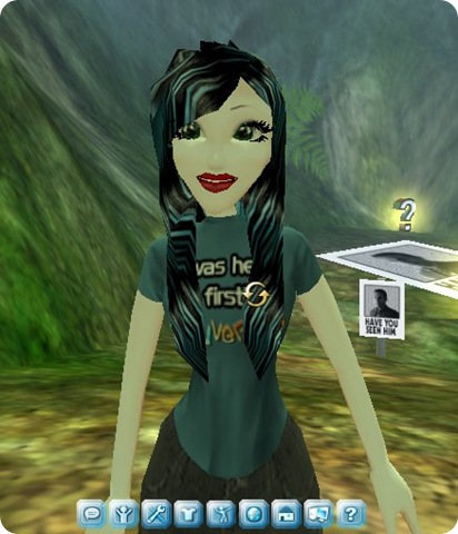 My avatar, on the Learning Course