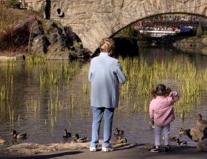 Families being forced to hunt pond ducks due to goods not becoming cheaper