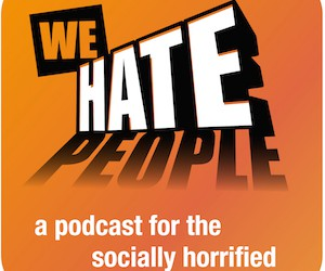 We Hate People Episode 5: Grace Jones's Toilet Seat
