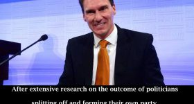 Cory Bernardi: Not Learning From History