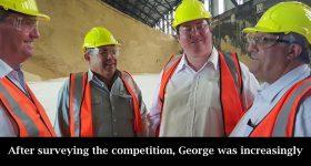 George Christensen – Hunk Supreme