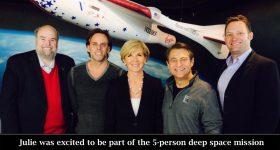 Julie Bishop, Space Explorer