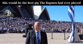 Arthur And The Bagmen