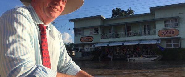 Barnaby Joyce's Chocolate River