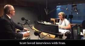 Scott Morrison Loves Fran Kelly
