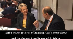 How To Make George Brandis Squeal
