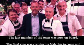 Tony Abbott's Operation Mincer