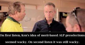 ALP Merit-Based Preselections
