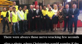 Christopher Pyne's Fear