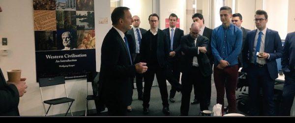 Tony Abbott and the IPA